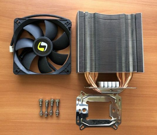 Chłodzenie procesora SILENTUMPC FORTIS HE1225