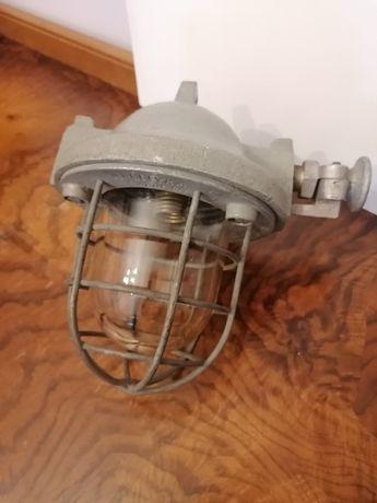 Lampa Loft -Prl -Przeciw wybuchowa