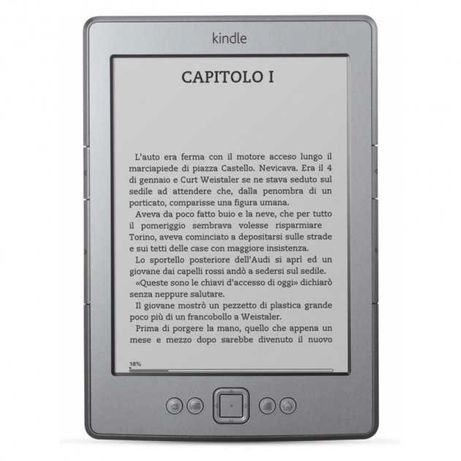 Электронная книга Amazon Kindle 4 Grey