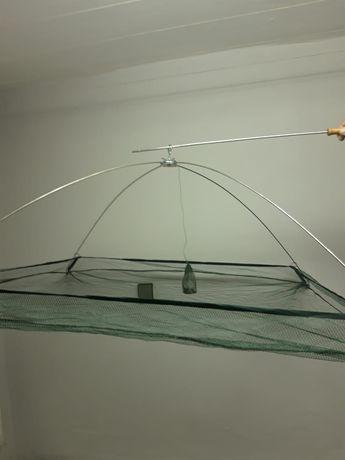 Podrywka składana na ryby