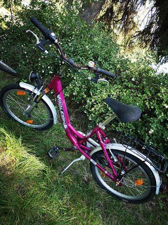 Rower dziecięcy-Koła 20 Raleigh