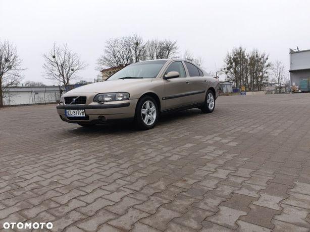 Volvo S60 volvo S60 2.5Turbo LPG 4x4 Fajna Wersja !!!