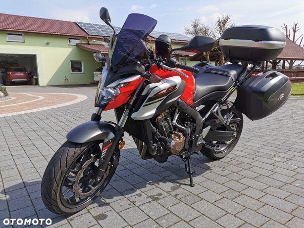 Honda CB Honda CB 650F; 649cm3; Salon Polska; Stan Idealny.