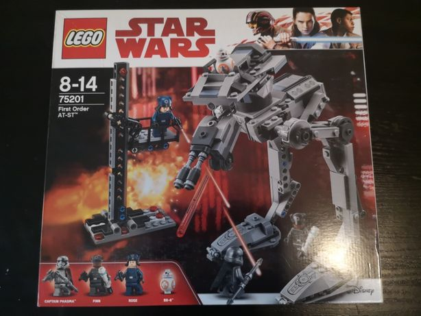 Lego Star Wars 75201 AT-ST