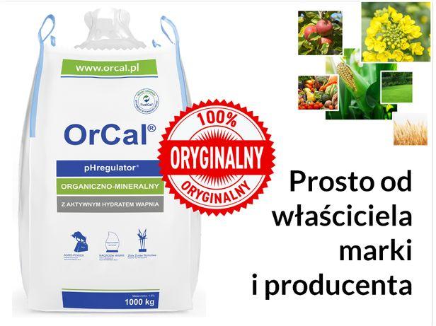 OrCal produkt organiczno-mineralny, wapno, nawóz cena od 319 zł