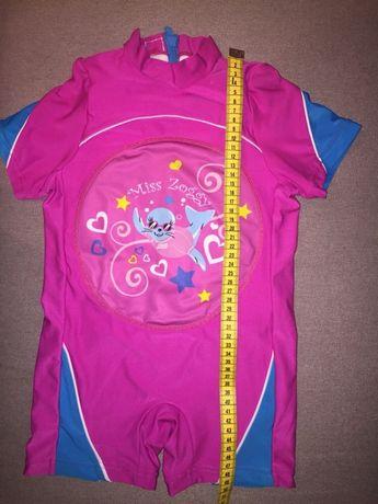 Надувной купальный костюм ZOGGS для девочки 2-3 года