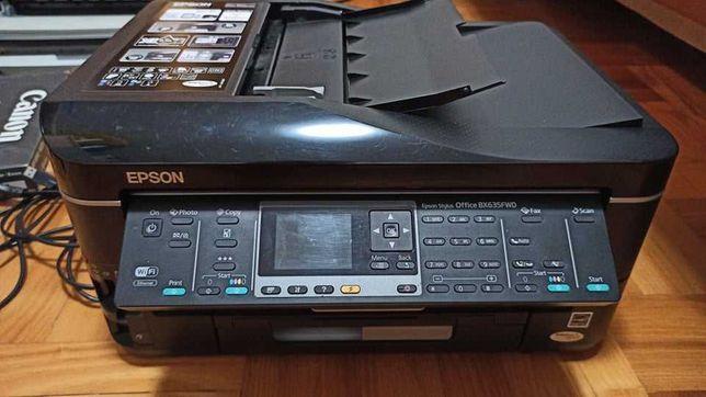 Urządzenie wielofunkcyjne Epson Drukarka A4 Skaner