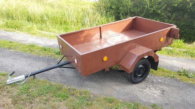 Przyczepka SAM Quad Traktorek // Resory