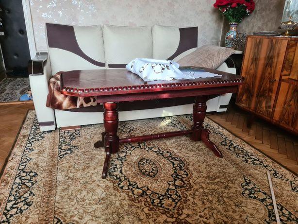 Stół duży drewniany