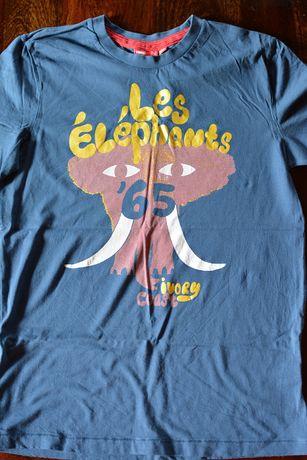 Koszulka PUMA Les Elephants Africa - rozmiar S