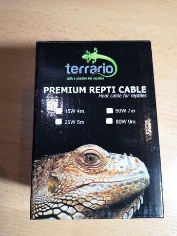 Kabel grzewczy dla mrówek do terrarium/wiwarium/formikarium 4m moc 15W
