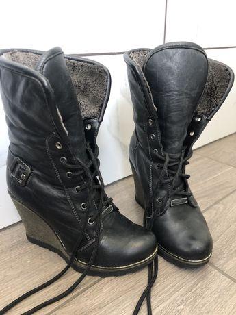 Женские ботинки ( зима)