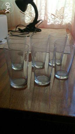 Набор 6 старинных стаканов