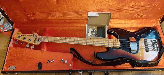 Gitara basowa Fender Marcus Miller V