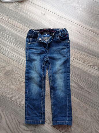 Spodnie dziewczęce rozm 98 Tom tailor