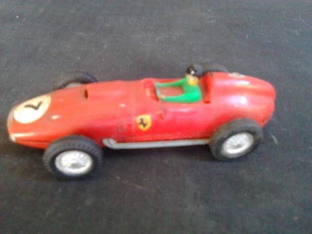 Carrinho de coleção Ferrari made in England