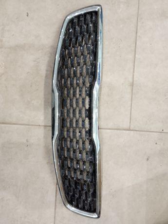 Решетка радиатора гриль Kia Forte рестайлинг