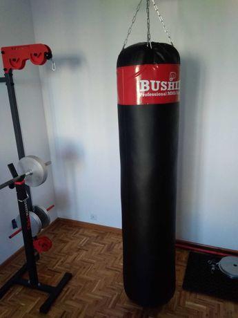 Worek Treningowy wypełniony 60 KG 180 CM DBX BUSHIDO