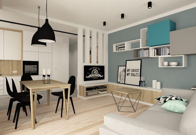 Mieszkanie 4M TOP lokalizacja, Ochota w cenie: 2xparking+2 kom. lok