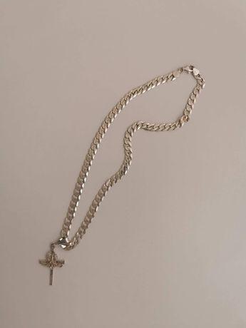 Łańcuszek srebrny pr.925