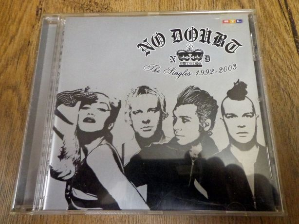 No Doubt - The Singles 1992