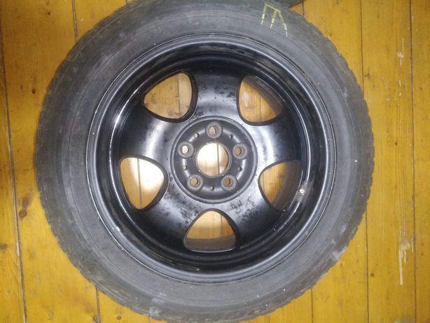 Продам шини і диски (титан)
