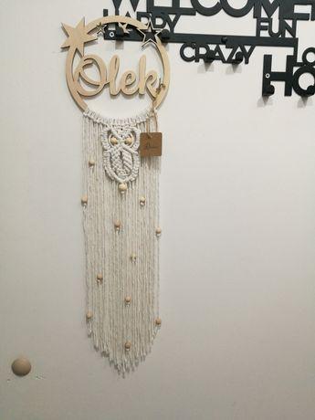 Dziecięca personalizowana dekoracja ścienna pokoju
