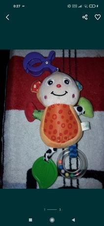 Детская игрушка на коляску