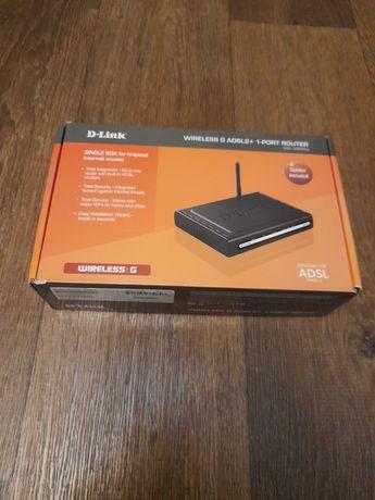 Роутер ADSL D-Link DSL-2600U