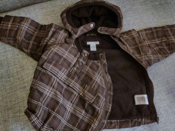 74р. Куртка на малыша,осень/весна