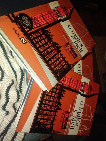 3 livros para aprender Inglês
