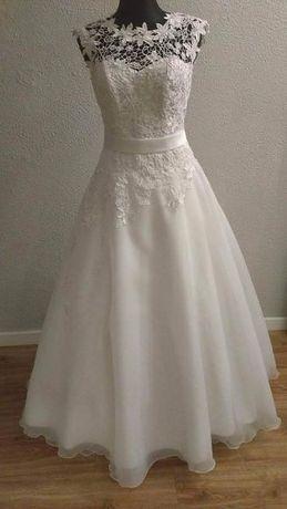 suknia ślubna szyta na miarę + gratis