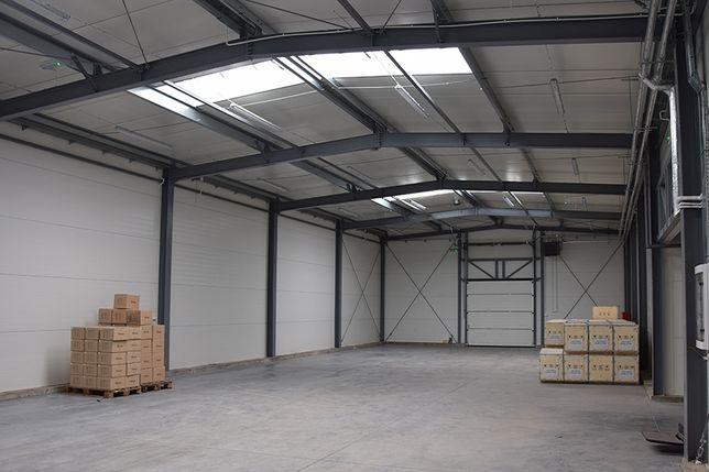 Konstrukcja stalowa dla domu i firmy