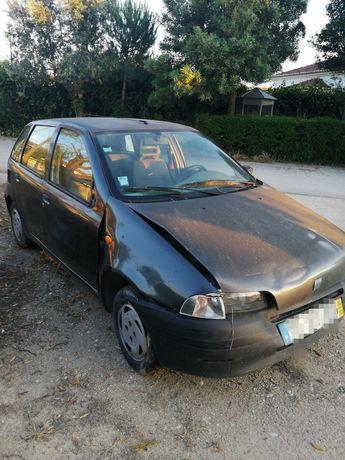 Para peças Fiat punto 1.2 gasolina