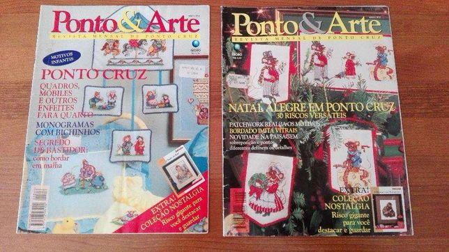 Ponto & Arte (revistas de ponto de cruz)