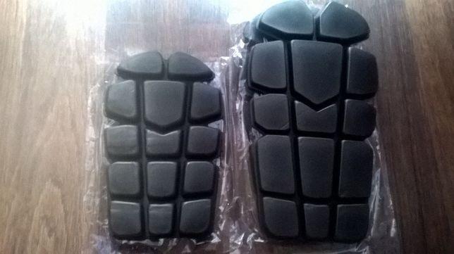 Wojskowe ochraniacze na łokcie i kolana