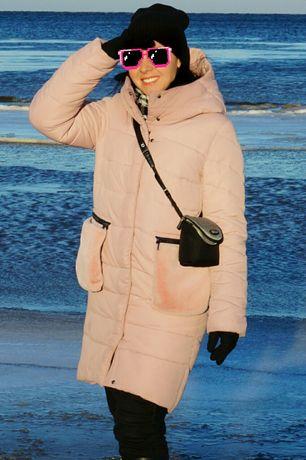 Куртка зимняя пуховик НЕ Китай