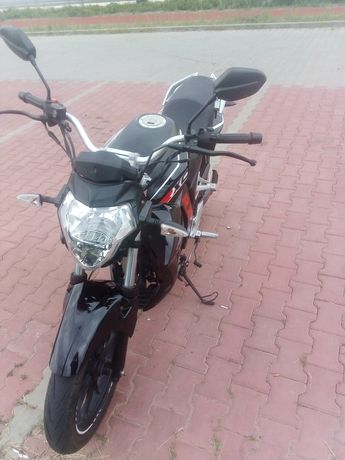 Motocykl motor Romet rxc 125cm