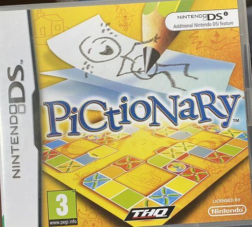 Jogo Nintendo DSi - Pictionary
