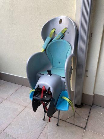 Cadeira Bebe Bicicleta Decathlon
