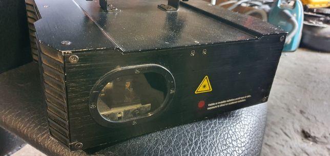 Laser Laserworld Cs-500rgy 1w.
