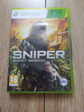 Xbox 360 gra Sniper Ghost Warrior Polska wersja językowa