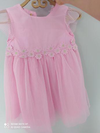 Ubranka dla dziewczynki 86/ buciki