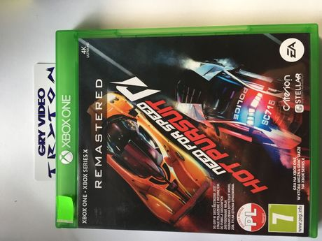 Need For Speed Hot Pursuit Remastered PL XBOX ONE