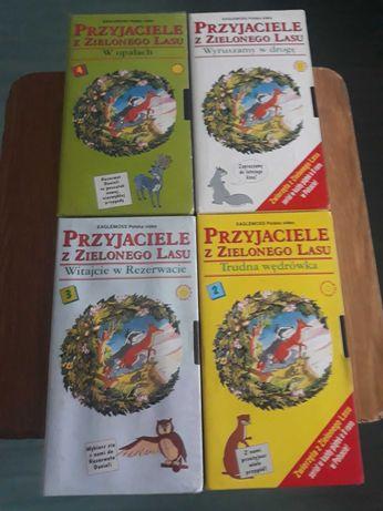 Kasety VHS, Przyjaciele z Zielonego lasu