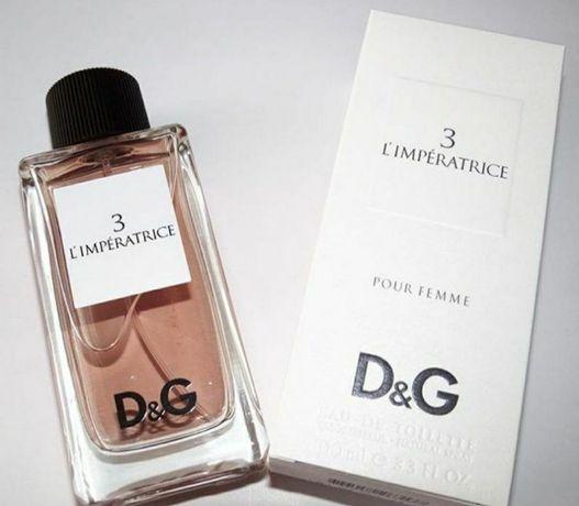 Новые духи Императрица ( Dolce & Gabbana 3 L'Imperatrice )