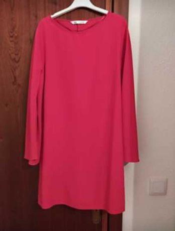 Vestido vermelho tamanho S