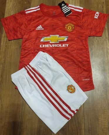 Strój Piłkars.Manchester United, Pogba ,roz.122,128,134,140,152,158 cm
