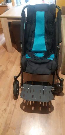 Wózek Careta Bugaj dla niepełnosprawnego dziecka