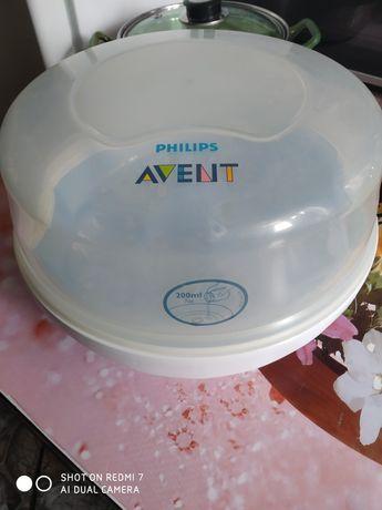 Стерилізатор Philips AVENT SCF281/02 для СВЧ